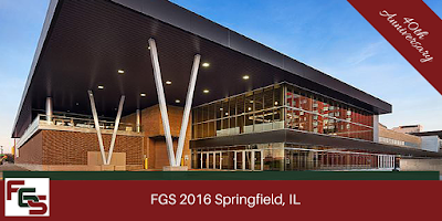 2016 FGS Conference Registration Is Now Open! FGSConference.org