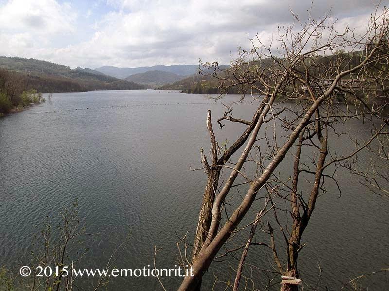 Lago Trebecco Val tidone
