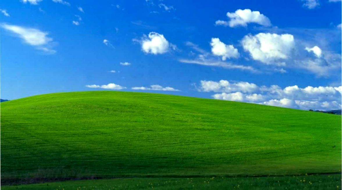 Iconic Windows Xp Background Is Photo Of Sonoma County Hillside