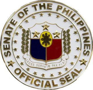 Logo: Senate of the Philippines