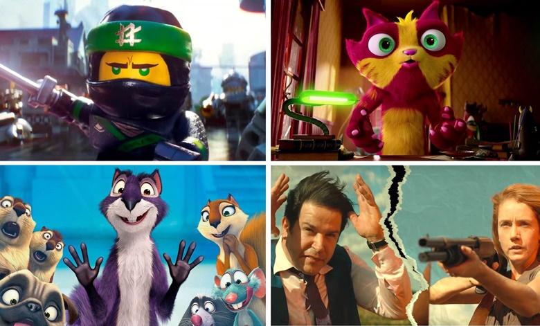 Vamos para o cinema? 10 filmes legais que estreiam esse mês!