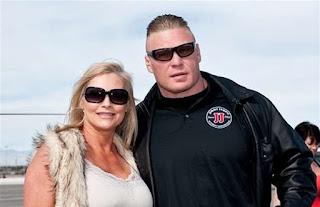Brock Lesner Wife Rena Lesnar