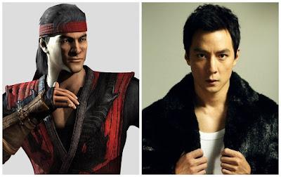 Daniel Wu sebagai Liu Kang