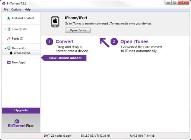 BitTorrent Terbaru