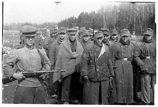 German Prisoners of War, 1944