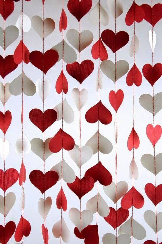 15 ideias de decora o para o dia dos namorados amando for Decoracion de pared para san valentin