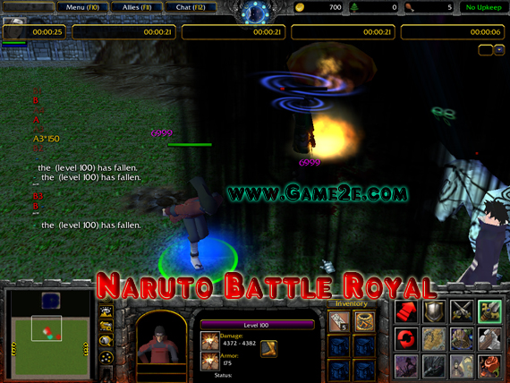 Download map dota naruto battle royal terbaru 2014 programshowcase.