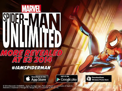 Download Game Spider Man Unlimited | For Android