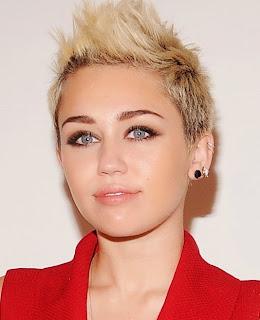Profil Biodata dan Foto Miley Cyrus Terbaru