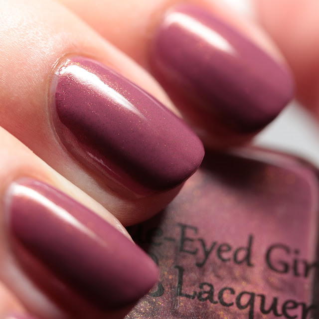 Blue-Eyed Girl Lacquer The Cedar Forest