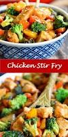 #recipe #food #drink #delicious #family #Chicken #Stir #Fry #Recipe