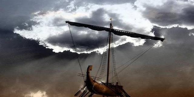 Τα «νοοκίνητα» και «αντιβαρυτικά» πλοία των Φαιάκων