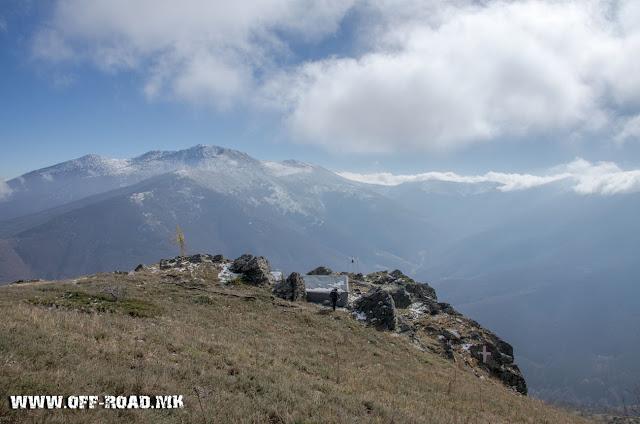 Св. Спас во близина на село Маловиште, Општина Битола