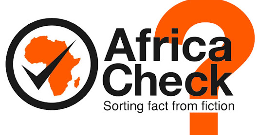 Can Africa Check be trusted?