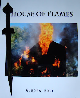 Portada del libro House of Flames, de Aurora Rose