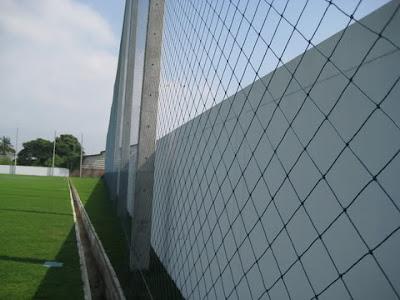 ตาข่ายสนามฟุตบอล24 สนามซ้อมสุพรรณบุรี FC 4