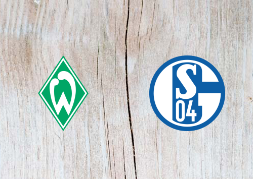 Werder Bremen vs Schalke 04 - Highlights 8 March 2019