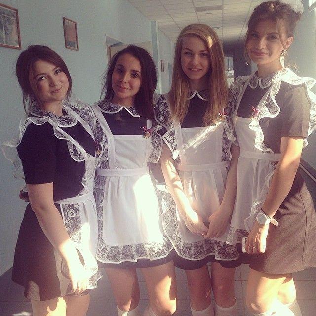 Фото сексуальных школьниц на выпускном