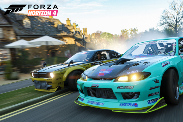 Forza Horizon 4 now available on Xbox One and Windows 10 with Xbox Game Pass