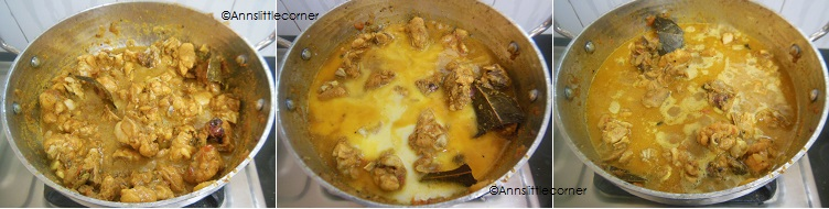 How to make Nadan Chicken Curry - Step 6