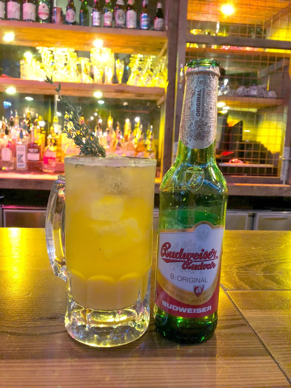 Christmas at the Botanist Newcastle - Budweis Mule