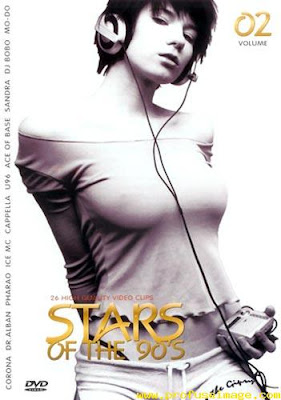 Stars of the 90's. Volume 2 2004 DVD R1 NTSC VO