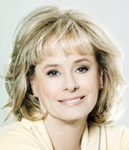 Kathy Reichs (July 7, 1948) - author