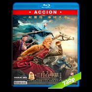 La leyenda del Rey Mono 2: Viaje al oeste (2016) BRRip 720p Audio Chino 5.1 Subtitulada