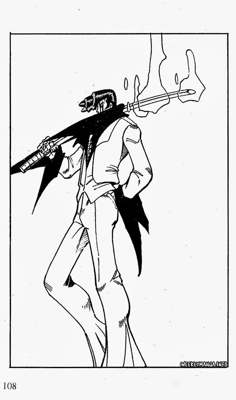 Shaman King [Vua pháp thuật] chap 209 trang 2