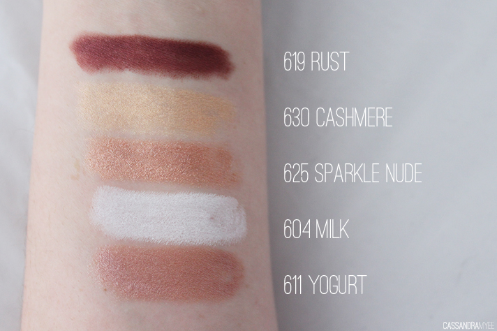 NYX // Jumbo Eye Pencil Collection + Swatches - cassandramyee