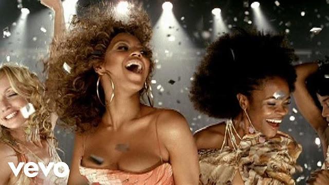 Beyonce - Naughty Girl MP3, Video & Lyrics