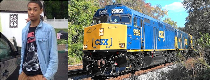 Estudiante dominicano muere arrollado por tren en New Jersey cuando estaba en las vías