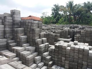 jual paving block, pabrik conblock, jual grass block murah
