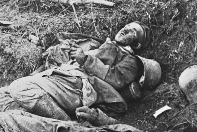 A perturbadora nostalgia da guerra