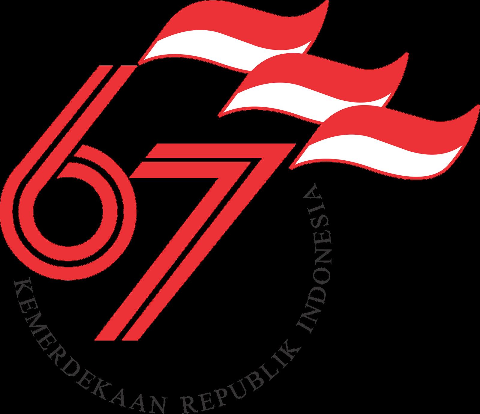 Logo Vector HUT RI Ke 67 Tahun 2012 Aryo Widiantoko