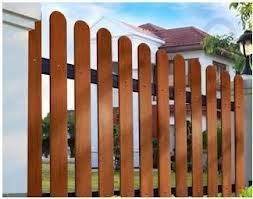 Tấm xi măng giả gỗ hàng rào decor Wood Thái lan