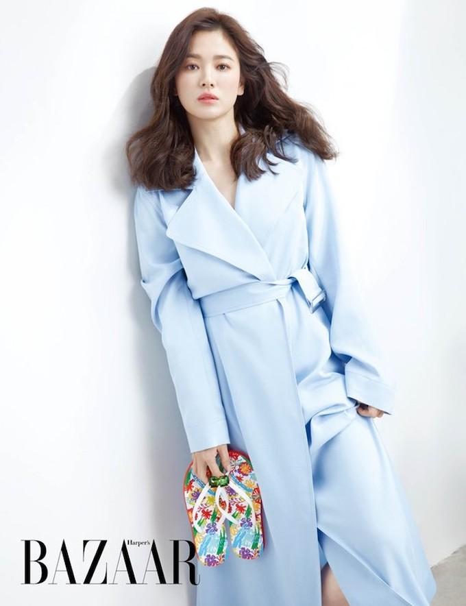 Song Hye Kyo, Song Hye Kyo Harper's Bazaar, Song Hye Kyo 2019, 송혜교