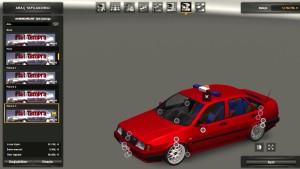 Fiat Tempra 1.4 Sx.A car mod