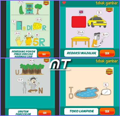 Jawaban tebak gambar level 73 nomor 17-20