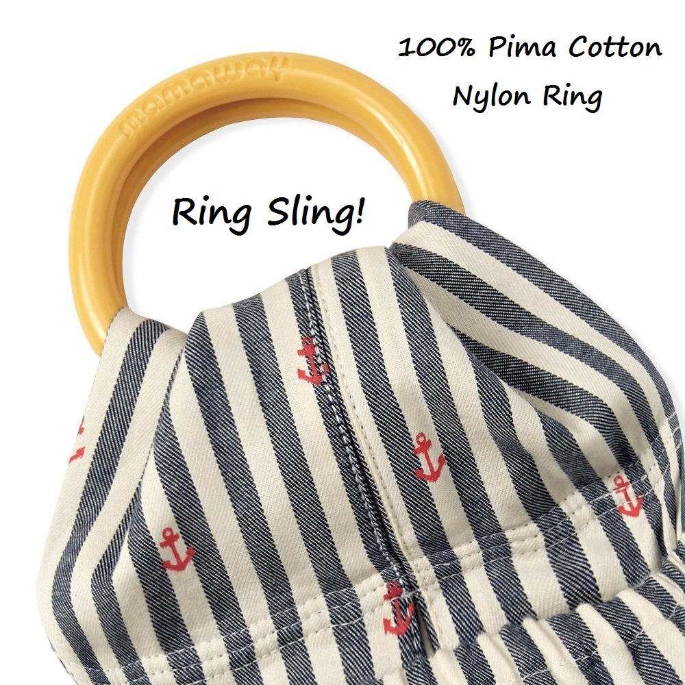 All Natural Katie Baby Ring Sling Carrier Review