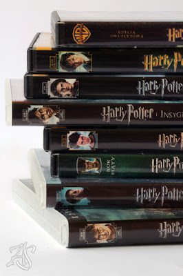 Harry Potter - Filmy DVD