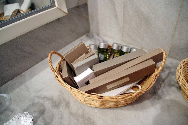 Astir of Paros Toiletries