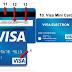 Εκτεθειμένες σε κίνδυνο οι πιστωτικές κάρτες Visa;