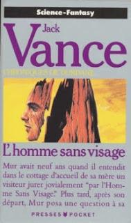L'homme sans visage - Les chroniques de Durdane, T01 de Jack Vance
