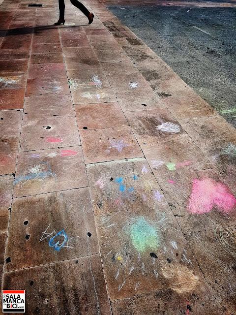 parques y jardines Salamanca infancia