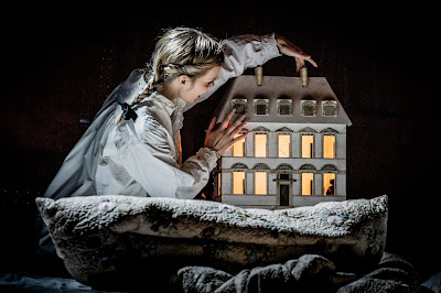 Britten: The Turn of the Screw - Jennifer Clark - Bury Court Opera (Photo Robert Workman)