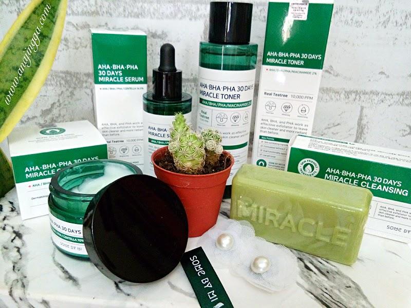 SOME BY MI - Rangkaian Skincare Buat Peminat K-Beauty