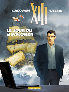 Tome 20 - Le Jour du Mayflower