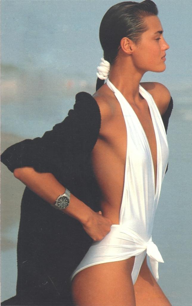 Пляжные девушки 80-ых (25 фото)