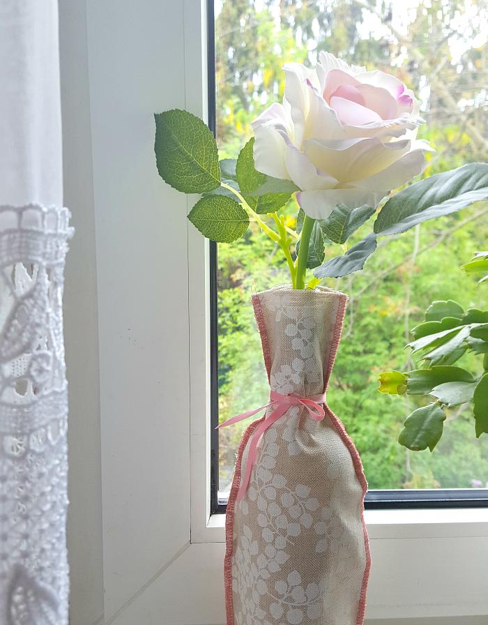 BOX STORIES by gofeminin - Just Bloom Flaschenhusse deko home
